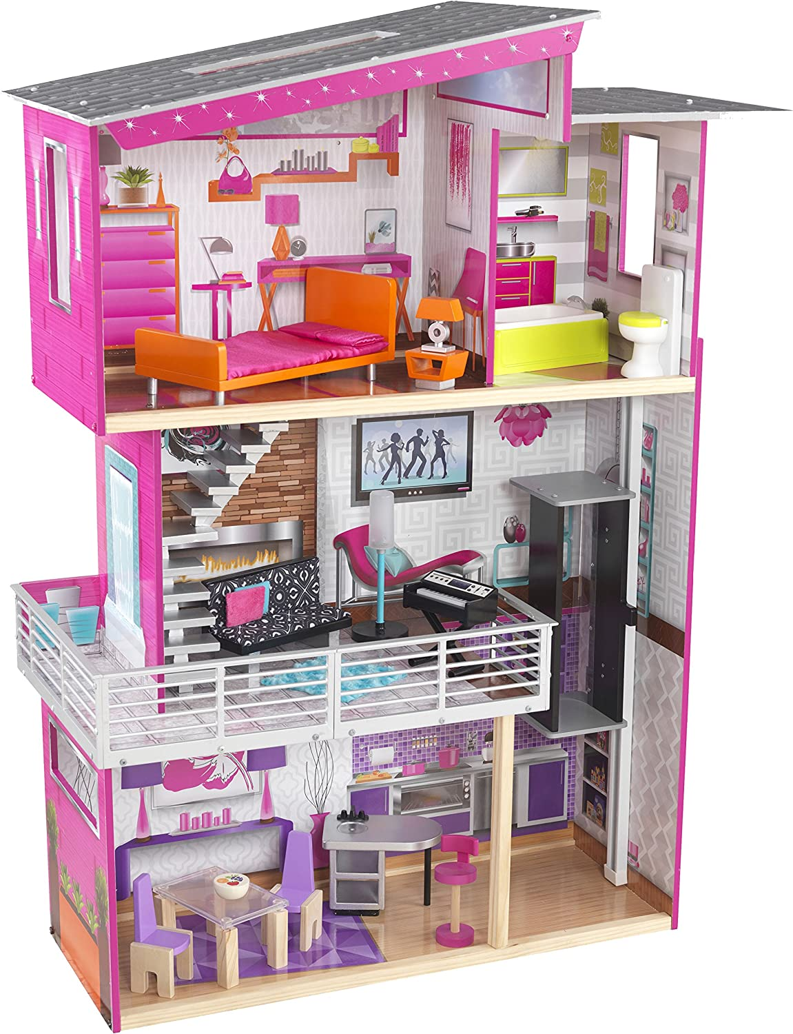 The 10 Best Dollhouse For Toddlers & Little Girls in 2020 6