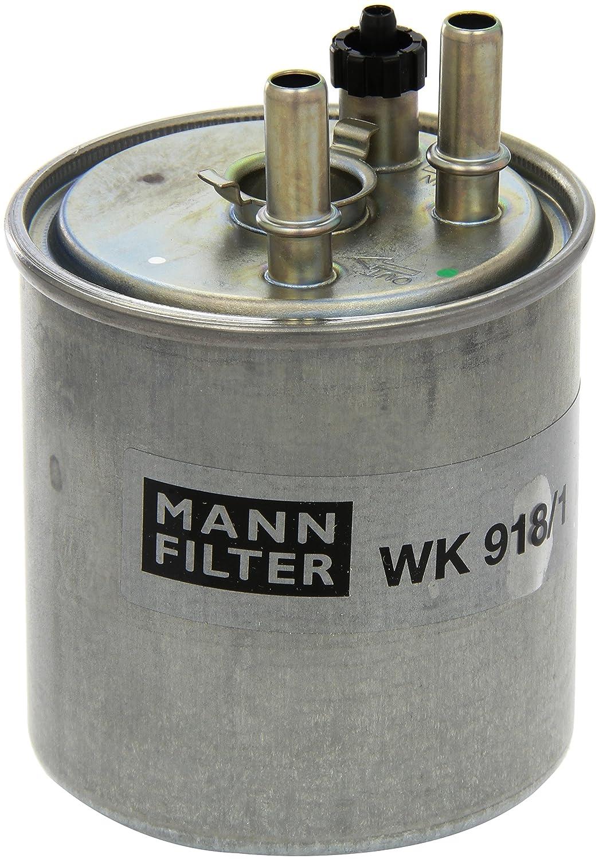 Mann Air Filter Element For Renault Kangoo Express 1.5 dCi