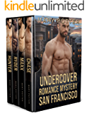 Undercover Romance Mystery - San Francisco Boxset: An Alpha Hero Curvy Woman Mystery Romance