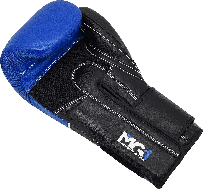 Stanzen RDX Boxhandschuhe f/ür Muay Thai And Training Kalix Leder Kampf Handschuhe f/ür Sparring Boxing Gloves gro/ß f/ür Schlags/äcke Kickboxen