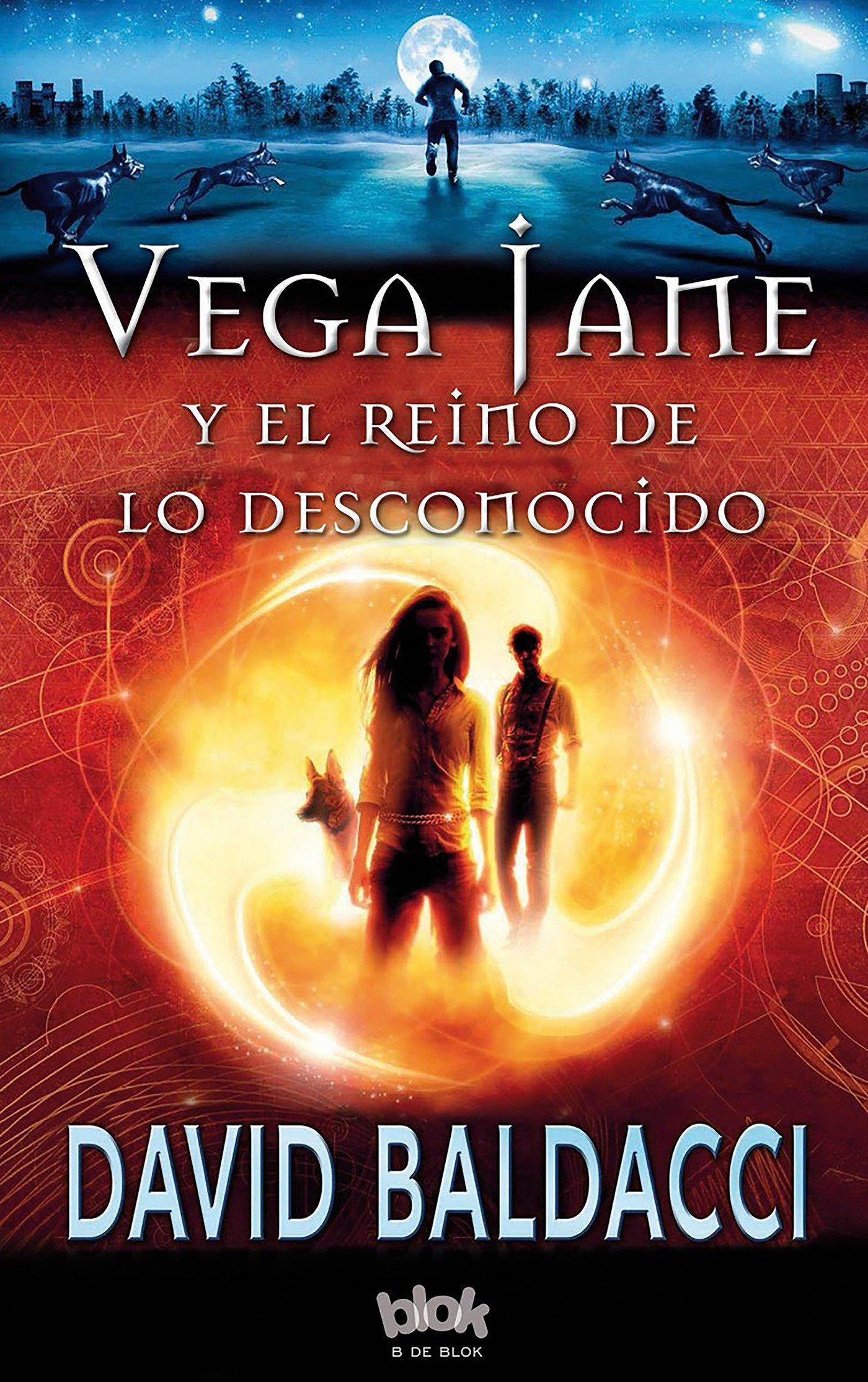 Vega Jane y el reino de lo desconocido Serie de Vega Jane 1 Escritura desatada: Amazon.es: David Baldacci: Libros