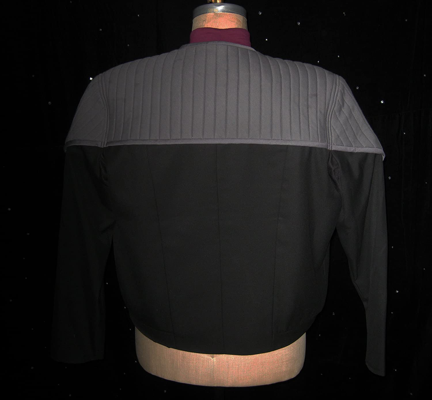 Uniform Star Trek First Contact - Captains Style super deluxe - 3 ...