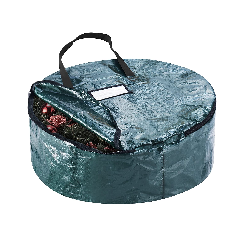 Elf Stor 83-DT5036 Premium Green Holiday Christmas Storage Bag for 24