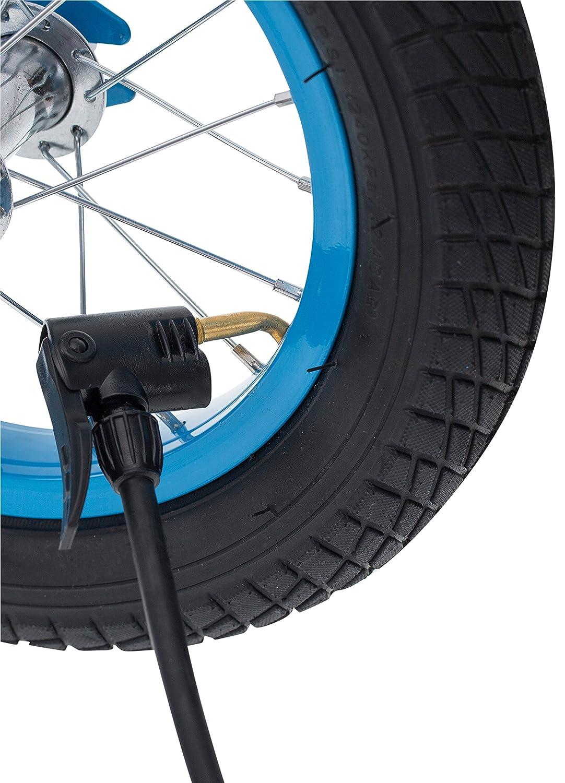 """Fahrradschlauch 14/"""" oder 14 x 2.125 Edition 2019 PBT Schlauch 14 Zoll AV abgewinkelt f/ür Kinderwagen Roller Laufrad Kinderfahrrad"""
