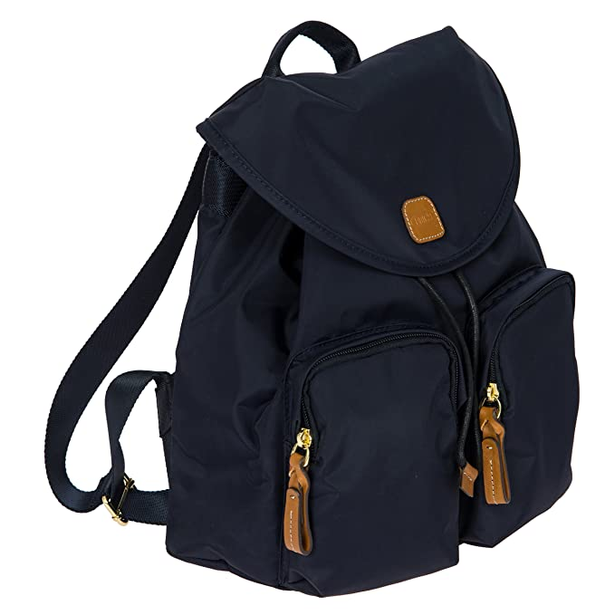 Amazon.com | Brics USA Luggage Model: X-BAG/X-TRAVEL |Size: city backpack piccolo | Color: NAVY | Casual Daypacks