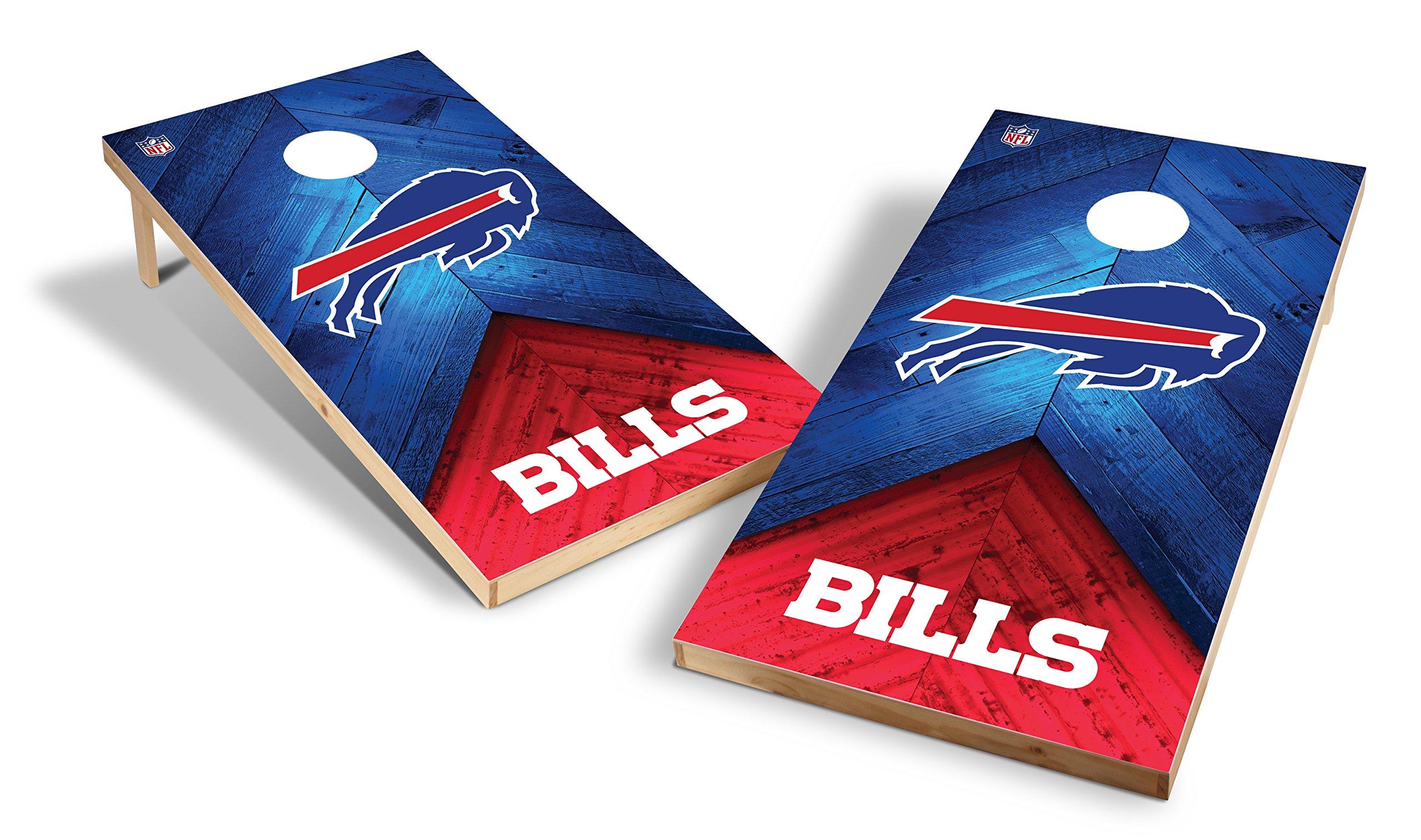 Wild Sports NFL 2'x4' Buffalo Bills Cornhole Set