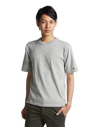 bf411e869c1ed5 Amazon | [チャンピオン] T1011 US Tシャツ MADE IN USA C5-P301 メンズ | Tシャツ・カットソー 通販