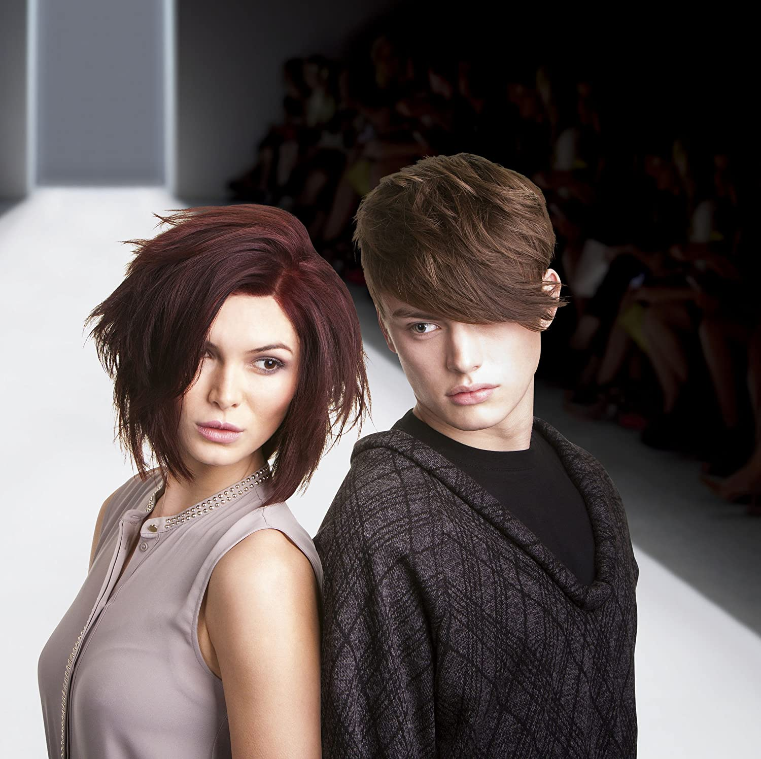 toni and guy models
