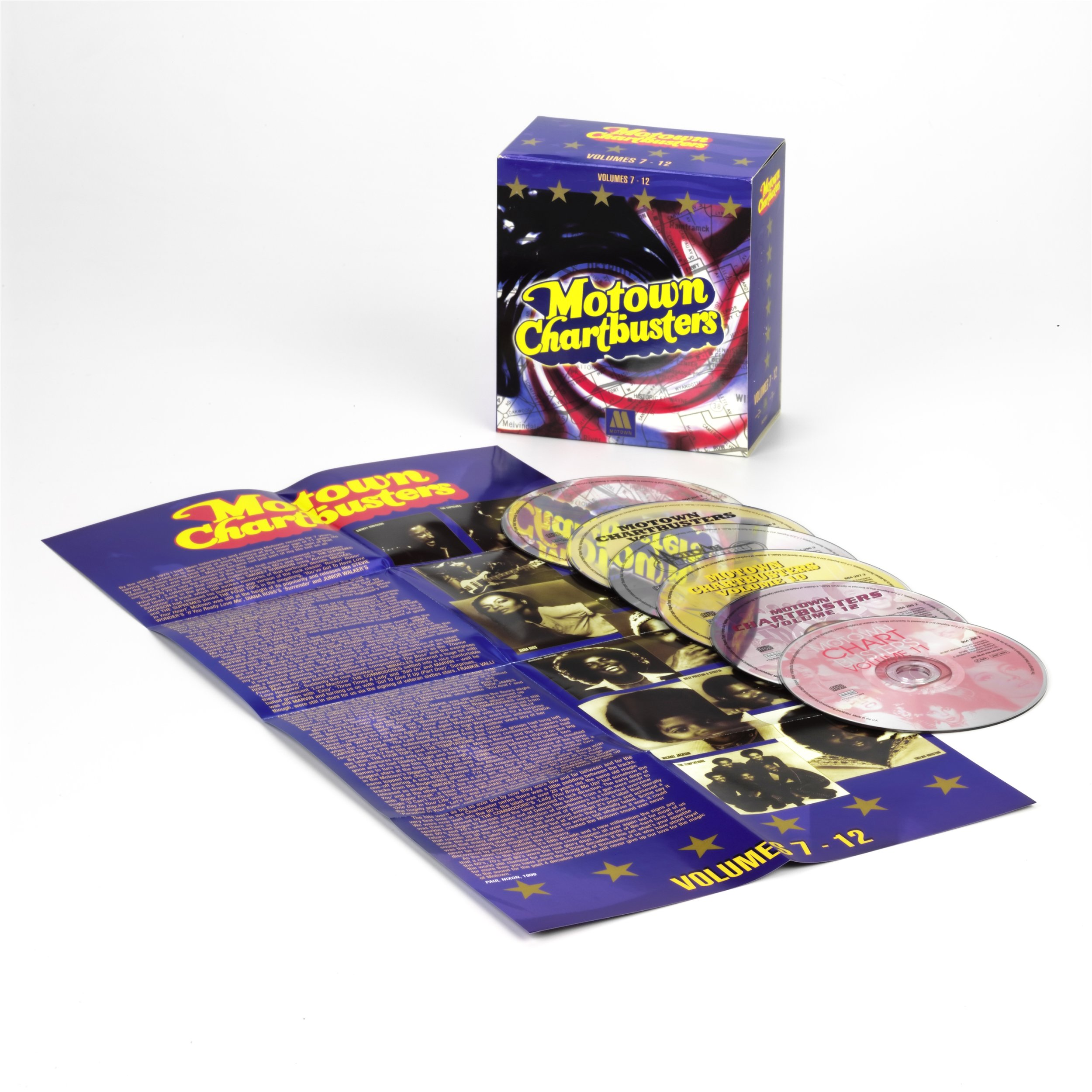 Motown Chartbusters 2