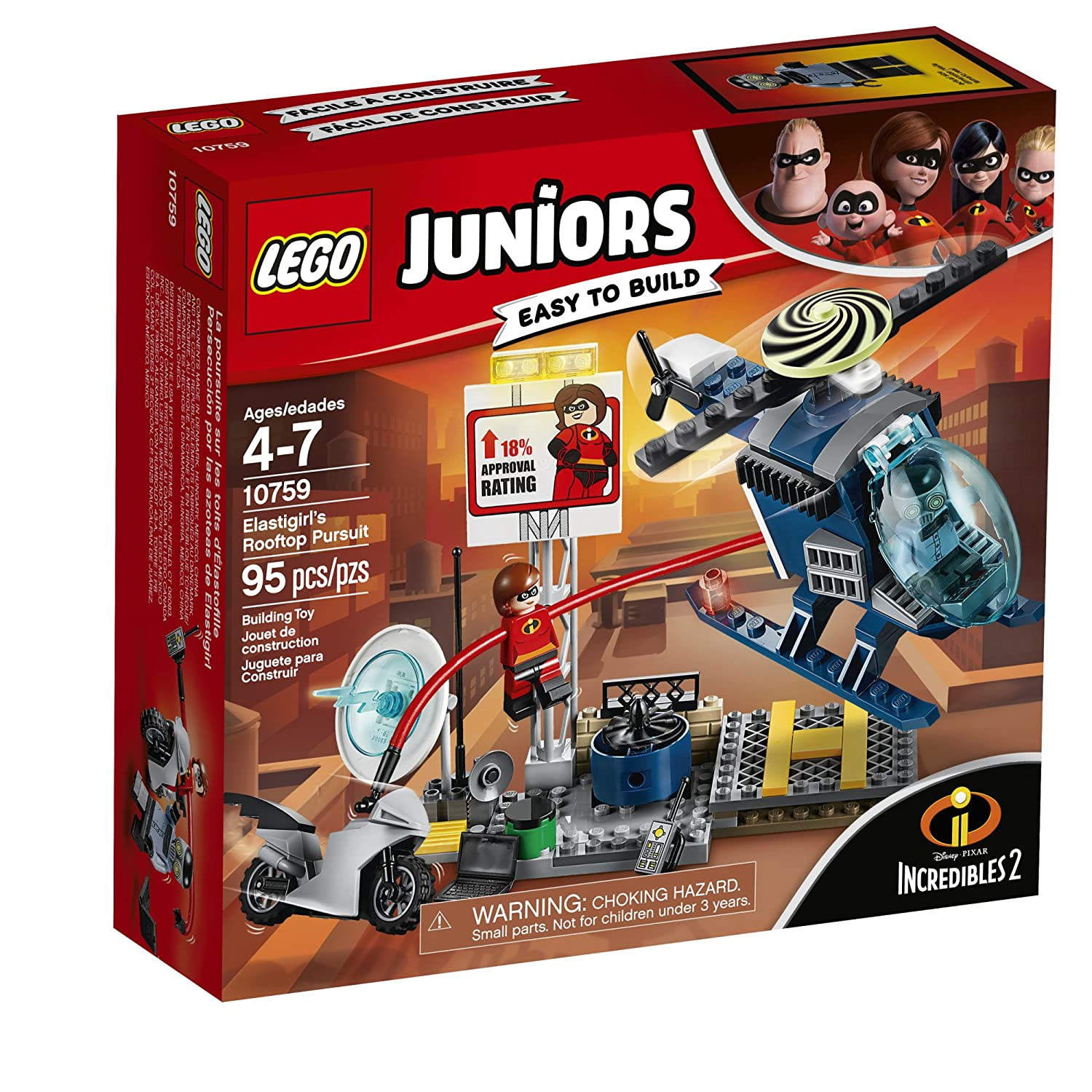 helicopter in minecraft with Lego Juniors The Incredibles 2 Sets Available On Amazon on He162mm in addition Minecraft Airplane Tutorial besides Iron Man Mansion Es Vedra also Lego Juniors The Incredibles 2 Sets Available On Amazon besides MV Princess of the Stars.
