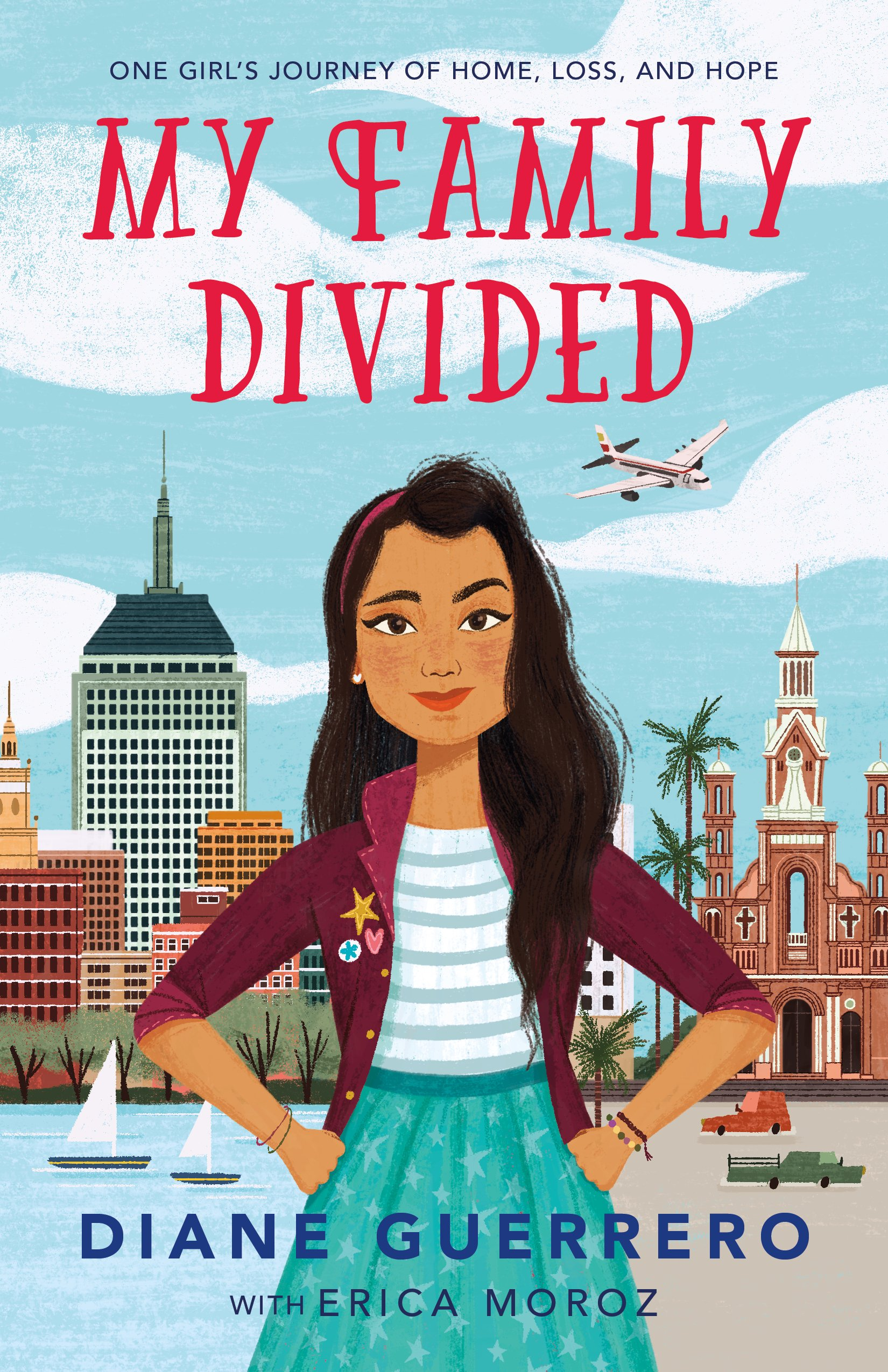 Image result for my family divided diane guerrero amazon