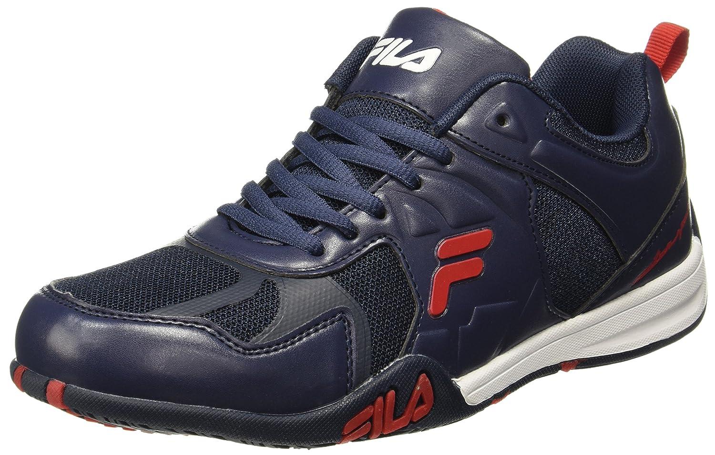 Buy Fila Men's Dynamo Low Navy Sneakers