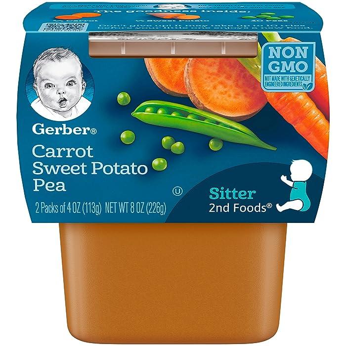 Top 10 Gerber Baby Food Solid