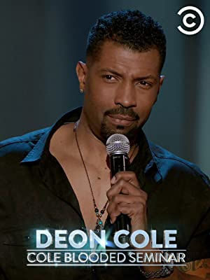 deon cole cole blooded seminar download