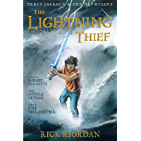 Percy Jackson and the Olympians: The Lightning Thief: The Graphic Novel (Percy Jackson and the Olympians: The Graphic…
