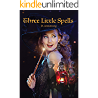 Three Little Spells book cover