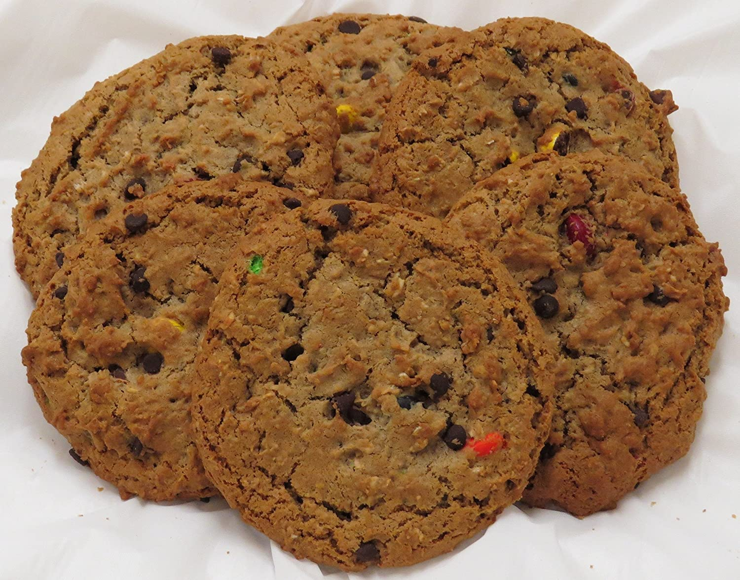 Homemade Monster Cookies – 1 Docena: Amazon.com: Grocery ...