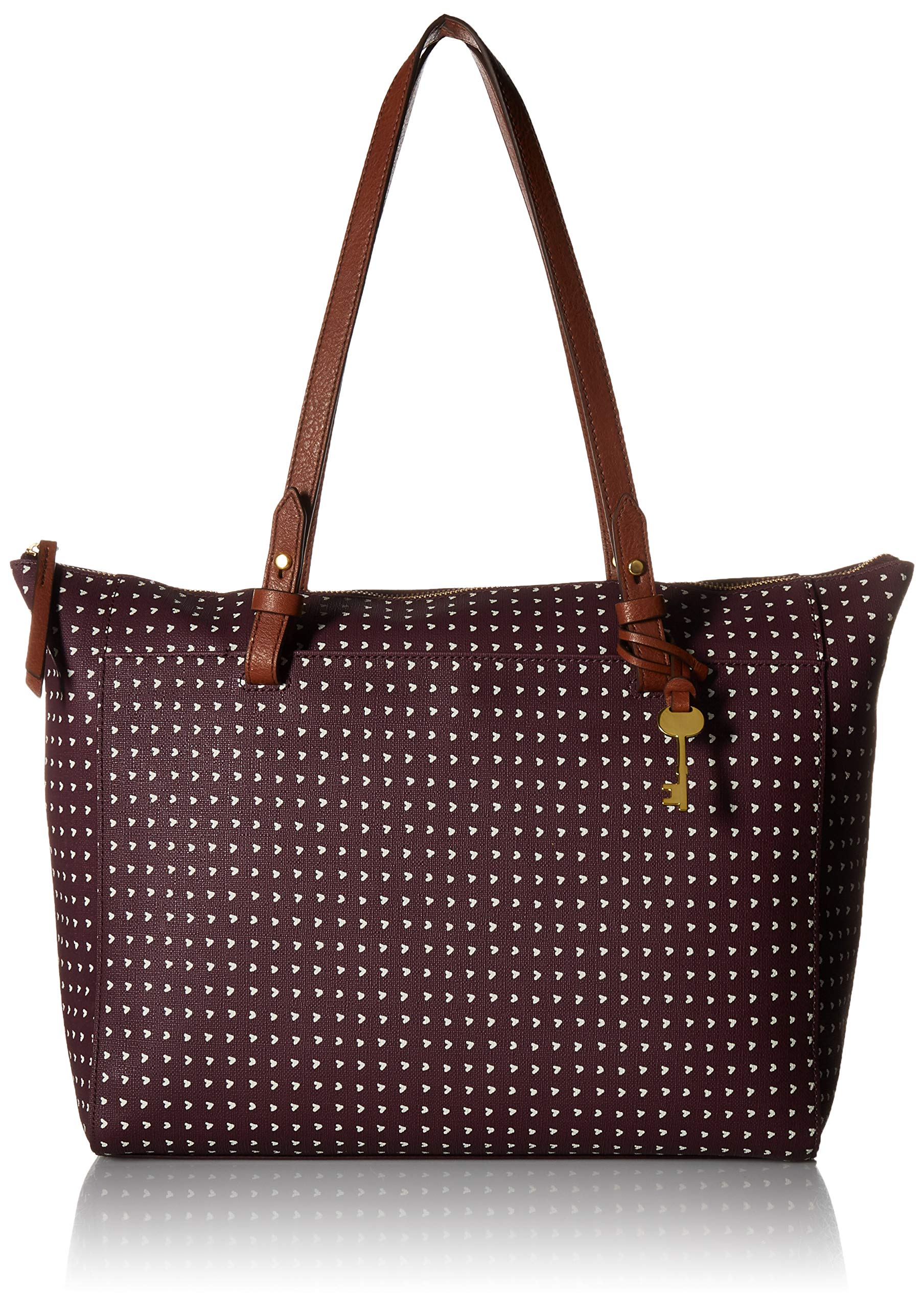 Fossil Rachel Tote Fig Multi, One Size