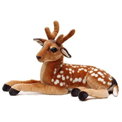 VIAHART Dorbin The Deer | 21 Inch Stuffed Animal Plush | by Tiger Tale Toys: Toys & Games