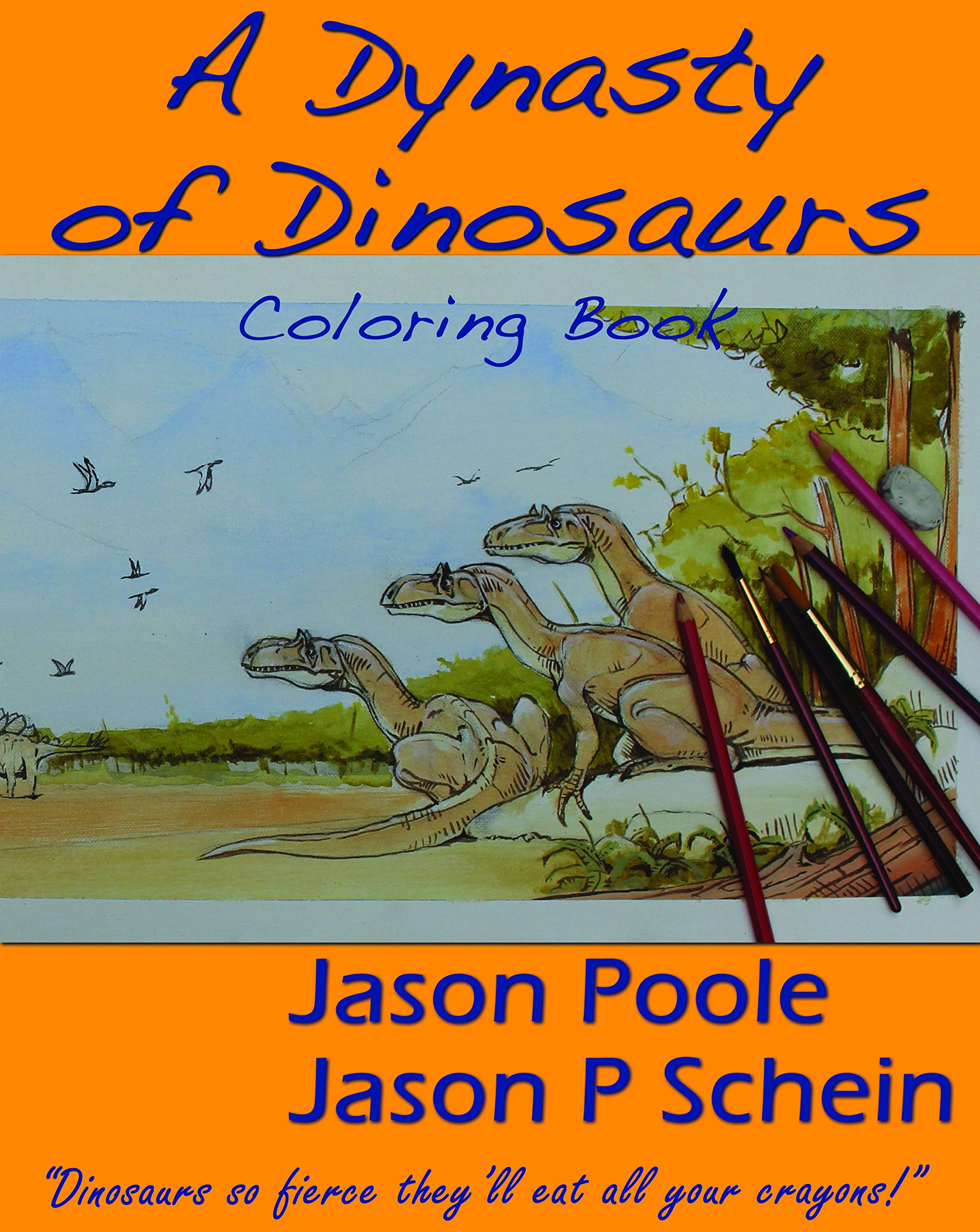 Download A Dynasty of Dinosaurs PDF