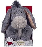 Disney Christopher Robin Collection Winnie the Pooh Eeyore Soft Toy - 25cm