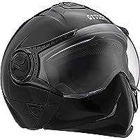 Studds Downtown F/F Helmet Black (L)