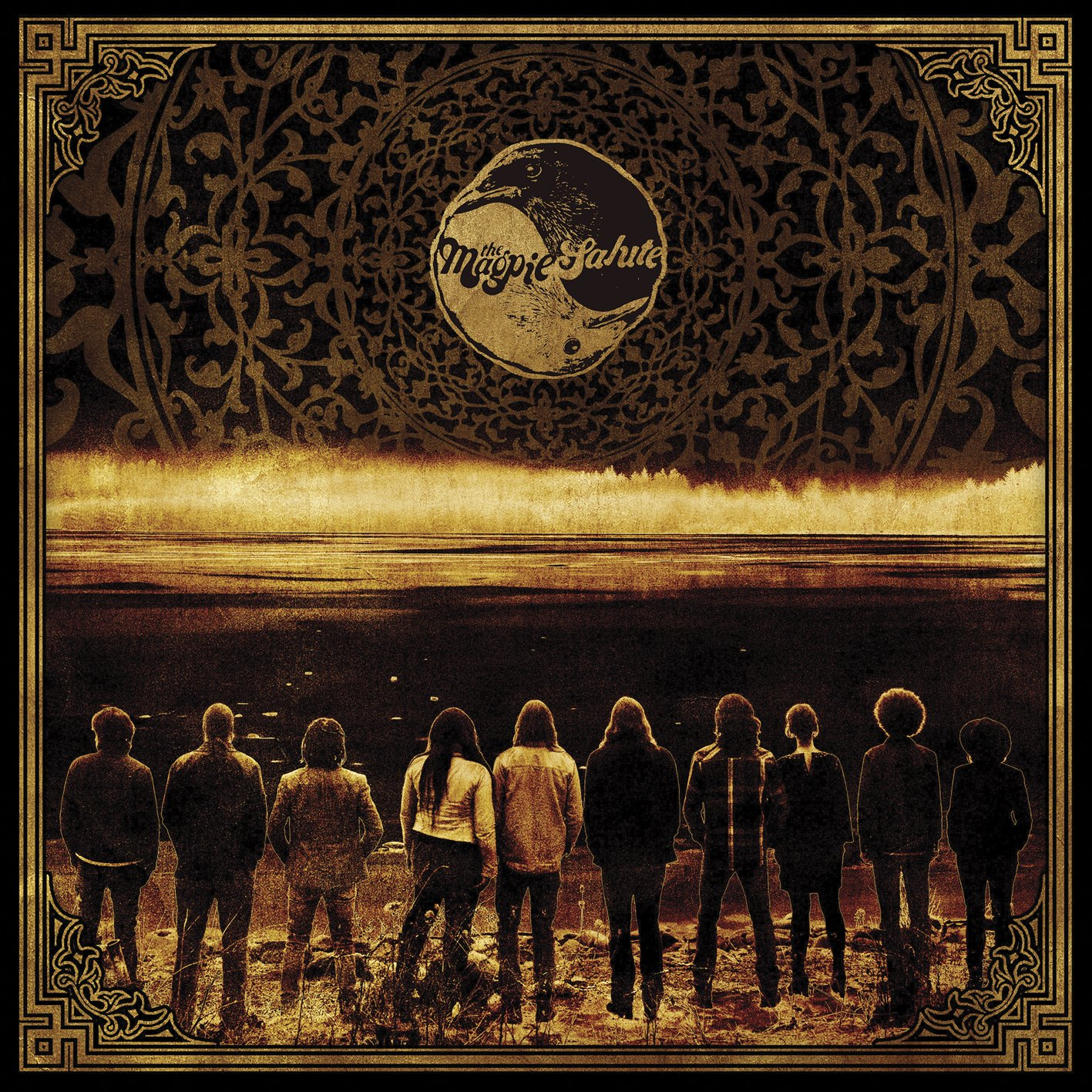 CD : Magpie Salute - Magpie Salute (Digipack Packaging)