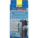 Tetra EasyCrystal Aquarium-Innenfilter (für kristallklares gesundes Wasser, einfache Pflege, keine nassen Hände beim Filterwechsel, intensive mechanische biologische chemische Filterung), verschiedene Größen