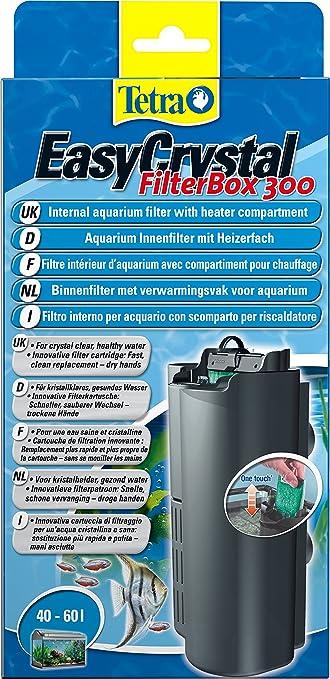 aquarium filterwechsel