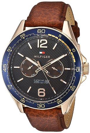 4635ef240 Image Unavailable. Image not available for. Color: Tommy Hilfiger Men's  Sophisticated Sport Quartz Watch ...