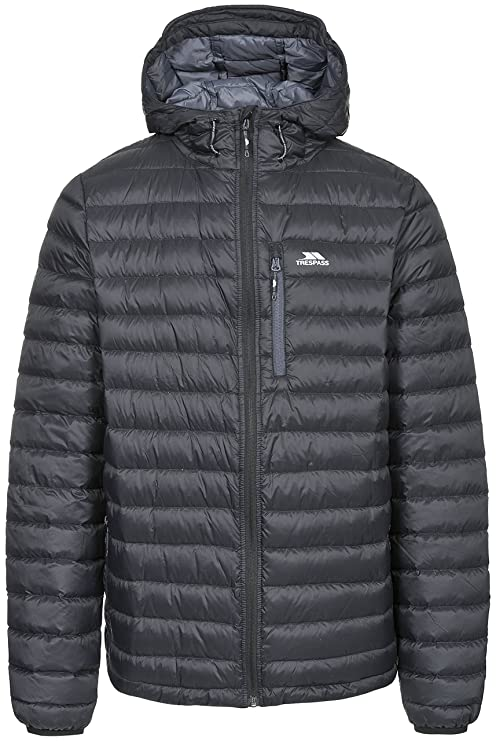 Trespass Digby Mens Down Jacket Winter Warm   Lightweight  Amazon.co ... 45693aee0