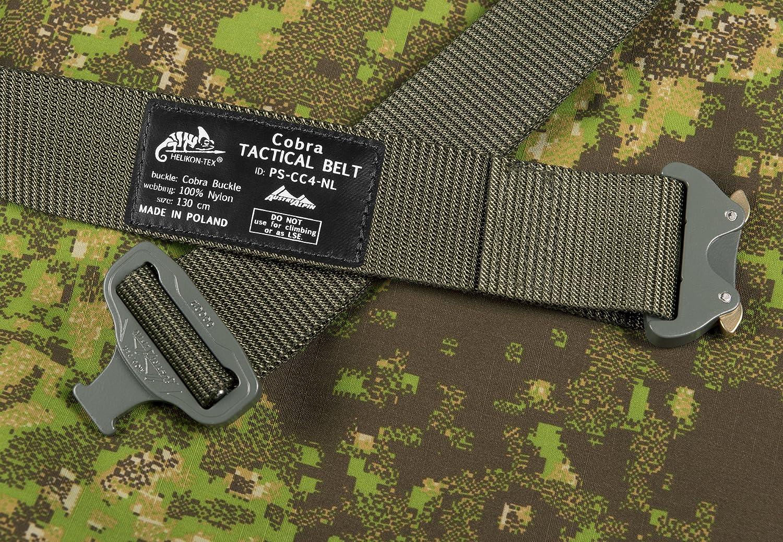 Helikon-Tex Mens Cobra 120cm FC45 Tactical Belt Coyote size M