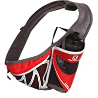 Salomon XR Sensibelt Bottle Belt (Red/Asphalt/White)