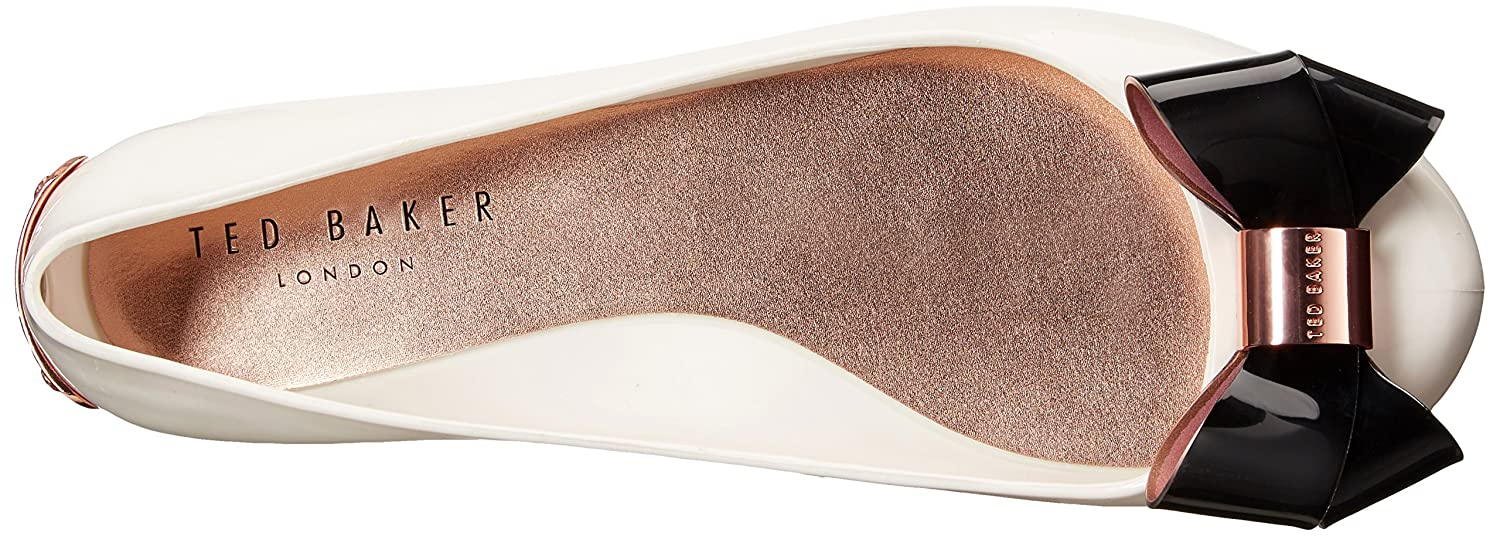 2712f9805 Amazon.com  Ted Baker Women s Faiyte Ballet Flat  Shoes