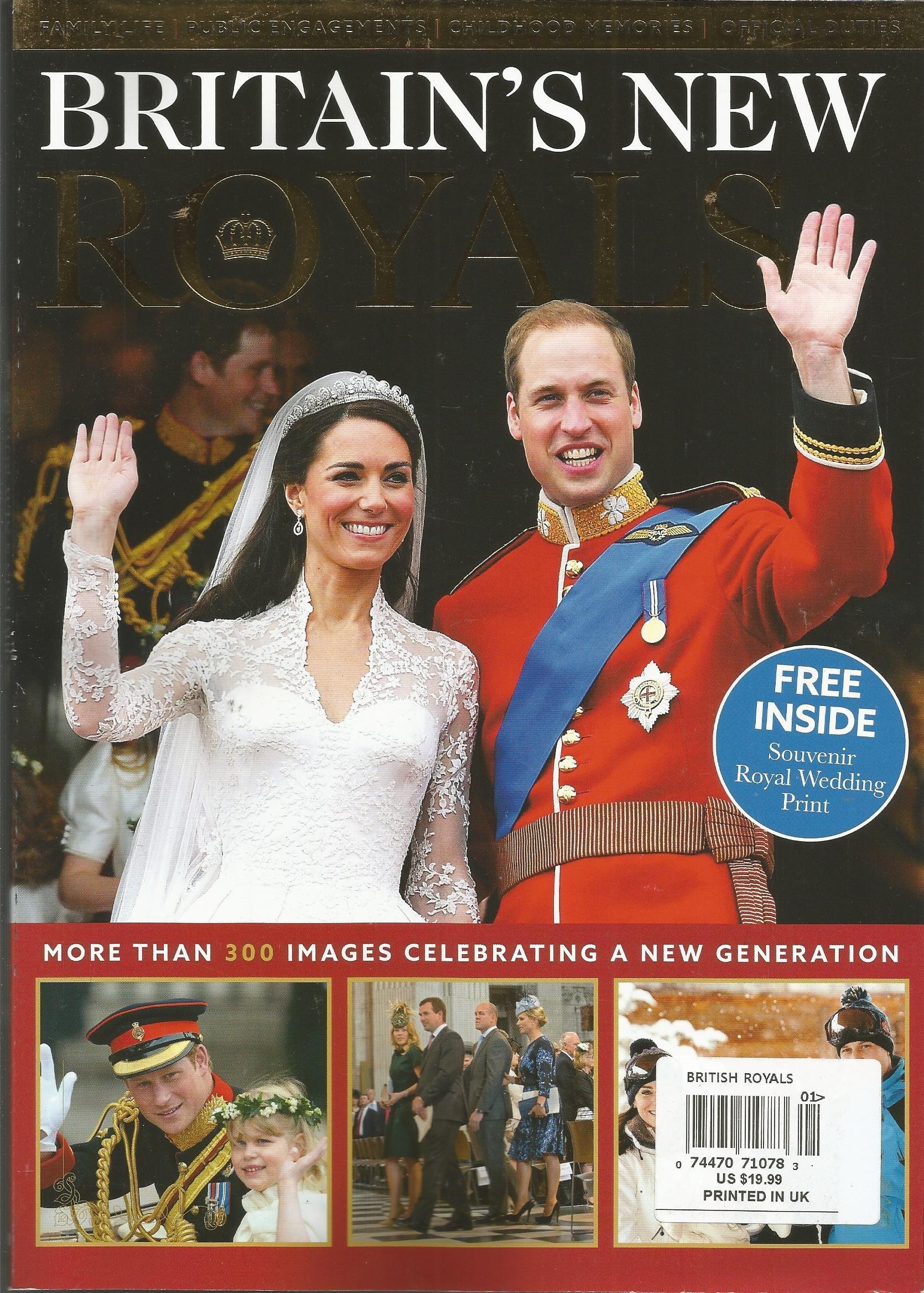 Download Britain's New Royals Magazine pdf