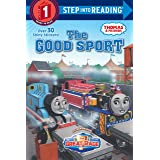 Thomas & Friends The Good Sport (Thomas & Friends) (Step into Reading)