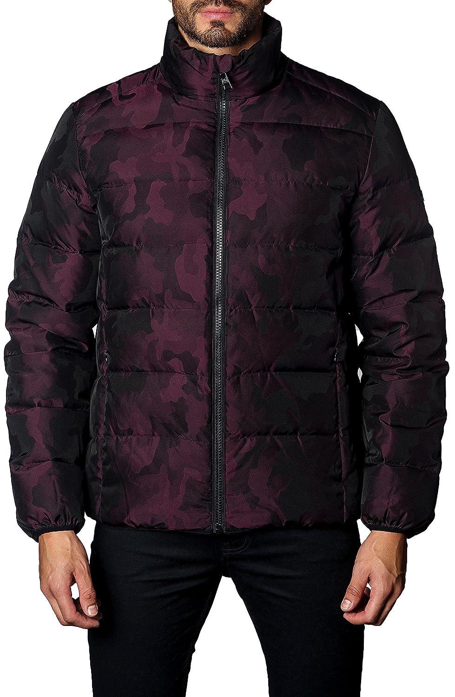 [ヤレドラング] メンズ ジャケットブルゾン Jared Lang Down Puffer Jacket [並行輸入品] B078NRJD4B Large