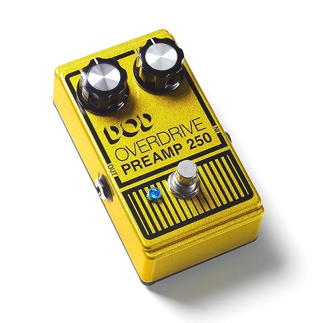 リンク:Overdrive Preamp 250 (2013)