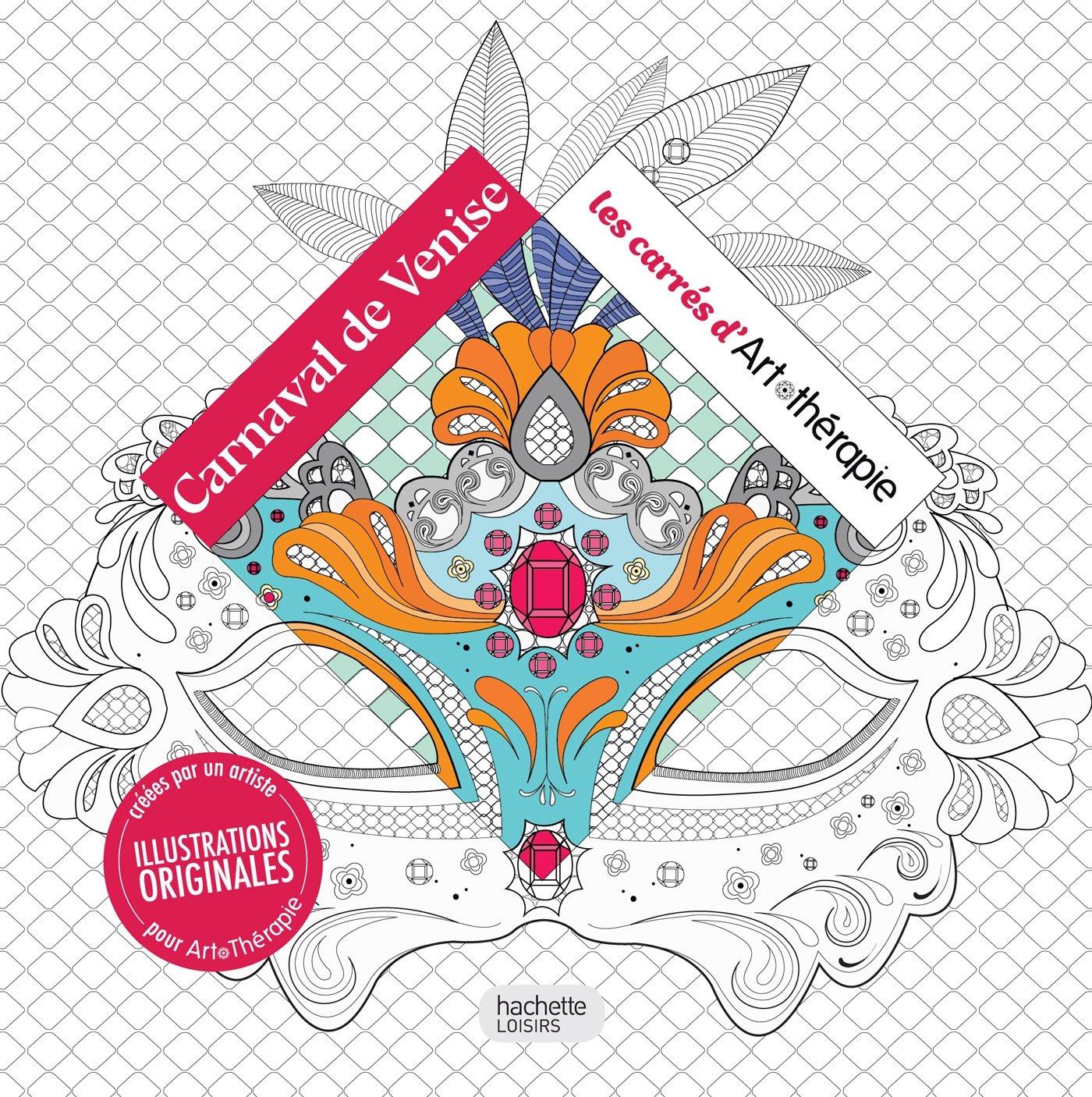Coloriage Masque Darlequin.Carnaval De Venise 100 Coloriages Amazon Fr Tracy De Sousa Livres