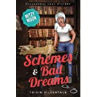 Schemes and Bad Dreams: Paranormal Cozy Mystery (Mitzy Moon Mysteries Book 15)