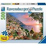 Positano Jigsaw Puzzle, Large Format, 500-Piece