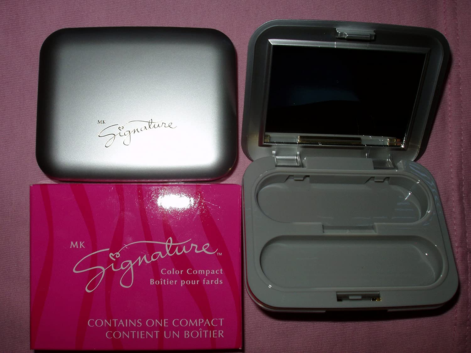 Mary Kay Signature Color Compact (2502 Platinum)