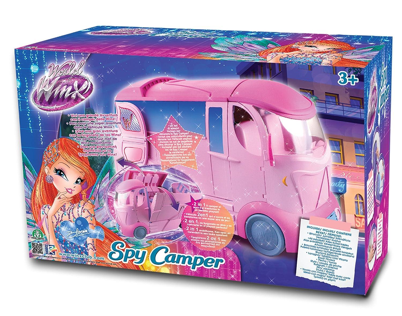 Winx Wow Spy Camper Giochi Preziosi