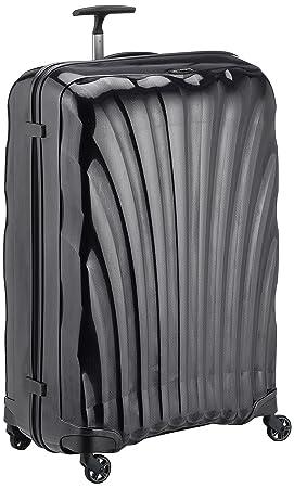 9530db77ee3 Samsonite Cosmolite 4 Roues 86/33 FL2 Valise, 86 cm, 144 L, Noir ...