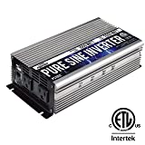 GoWISE Power PS1002 Pure SINE Wave Inverter 1000W