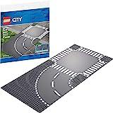 Lego CITY Curva e Cruzamento 60237