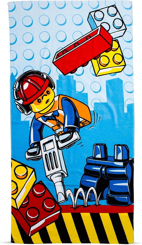 LEGO City Serviette /«/Construction//»