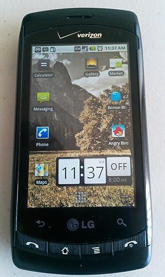 amazon com verizon lg ally vs740 3g wifi camera android smartphone rh amazon com Android Manual Android Tips