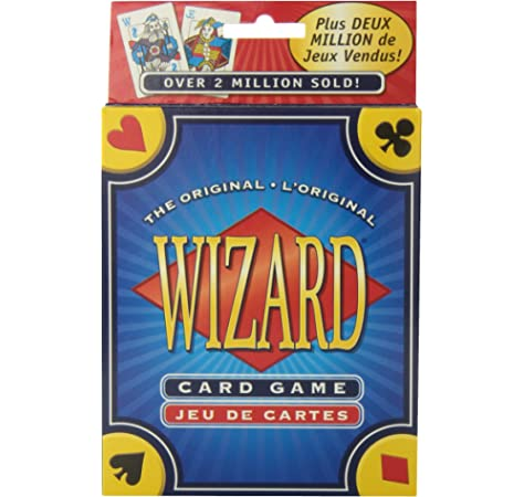 Wizard Card Game Two Player Game Cards New Play Desk Wizard Card Game Gift
