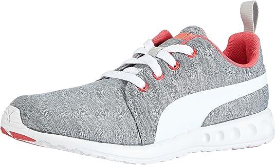 Puma Carson Runner Wns Heather - Zapatillas de Running de Material sintético Mujer: Amazon.es: Zapatos y complementos
